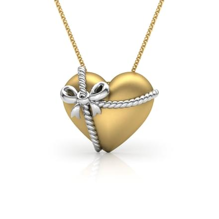 I Give You My Heart Pendant