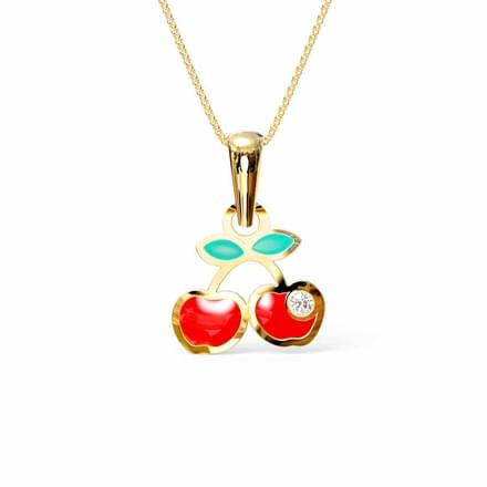Yummy Cherry Pendant