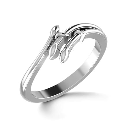 Ballad Platinum Ring