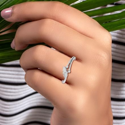 Beloved Platinum Ring