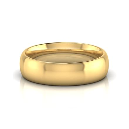 Carney Gold Band for Him