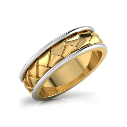 Flyod Gold Band for Him