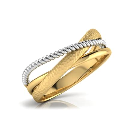 Moira Hammered Ring