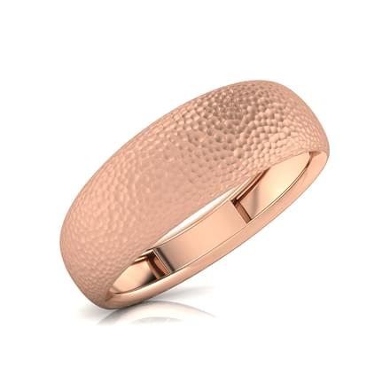 Geri Hammered Ring