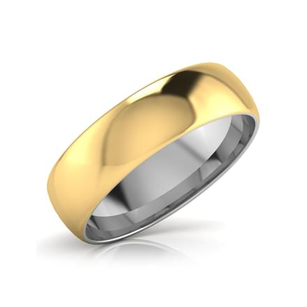 Rex Gold Band for Him