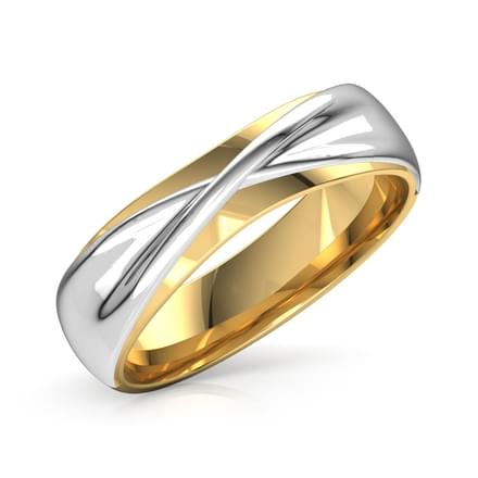 Carl Gold Band for Him