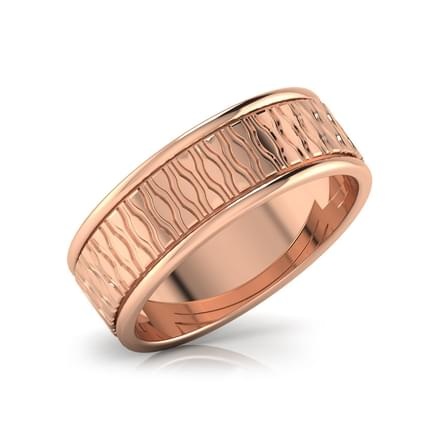 Lex Gold Band for Him