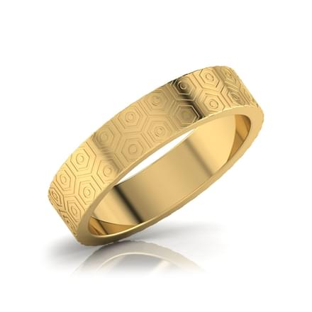 Juliet Gold  Band for Her