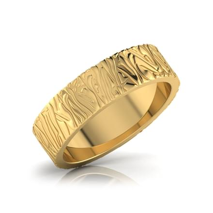 Albert  Gold  Band for Him