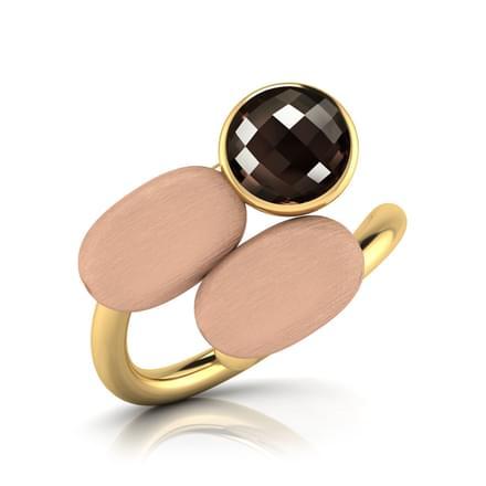 Kelsi Stamped Ring