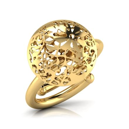 sizes rose top quality jewelry trends products flower ring color rings city hollowing craft gold full wholesale fashion