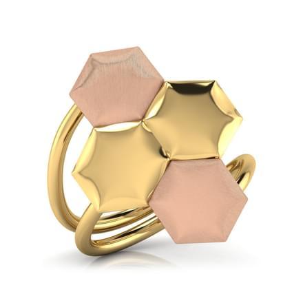 Pedra Stamped Ring