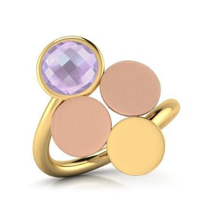 Dalila Stamped Ring