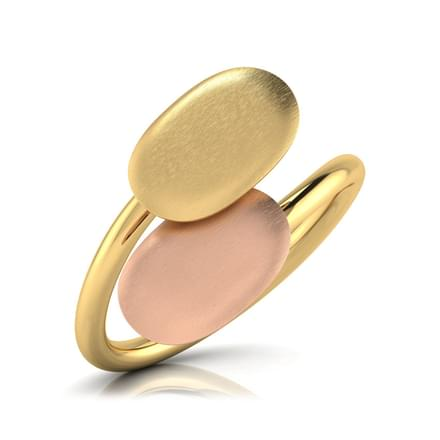 Lavina Stamped Ring