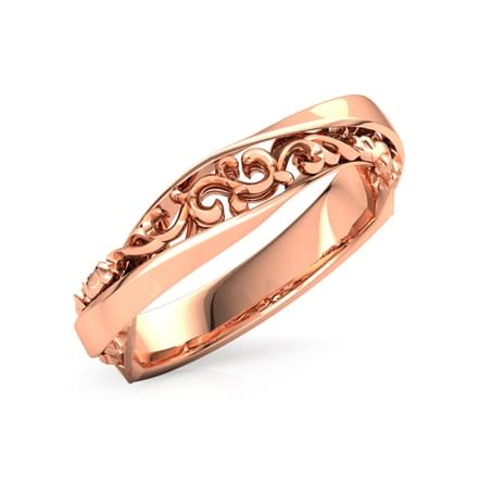 Alternated Filigree Ring