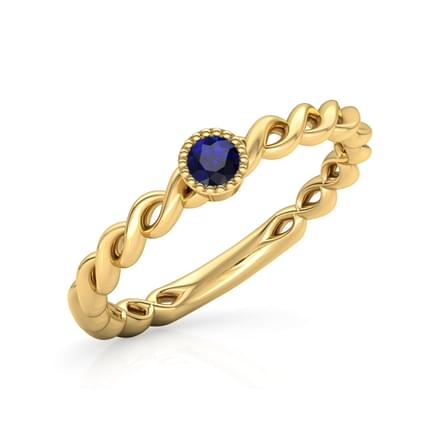Braid Stackable Ring