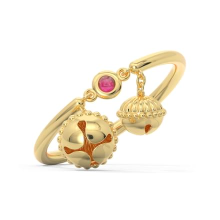 Sharada Gold Ring