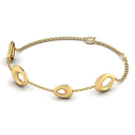 Cliona Hammered Bracelet