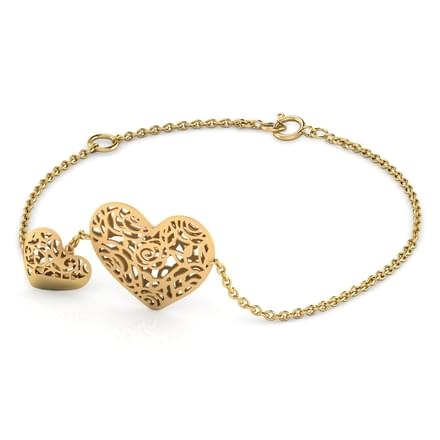 Britney Cutout Bracelet