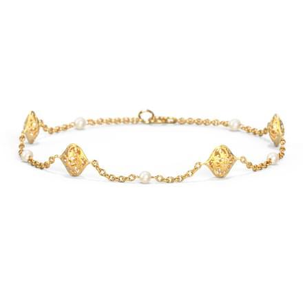 Loren Cutout Bracelet