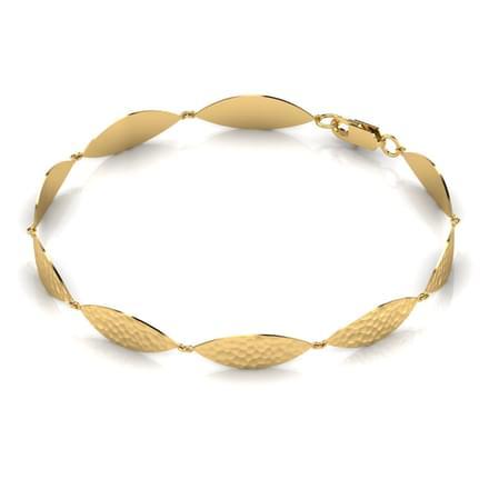 Christa Hammered Bracelet