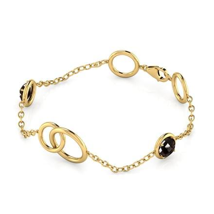Delicate 'O' Bracelet