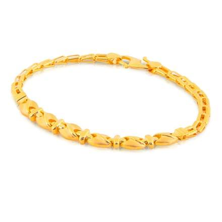 Onika Wheat Grain Bracelet