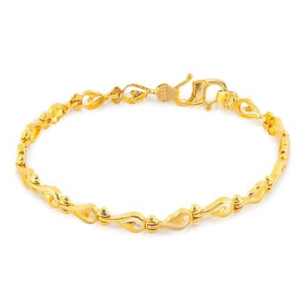Dana Swirl Bracelet