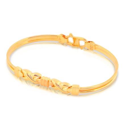 Mae Criss-Cross Bracelet