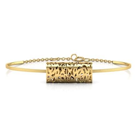 Keyla Cutout Bracelet