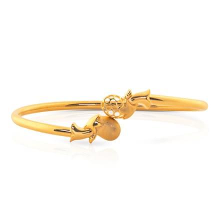 Lam Bud Gold Bracelet