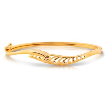 Hima Vine Gold Bracelet