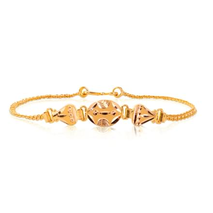 Rita Textured Bracelet