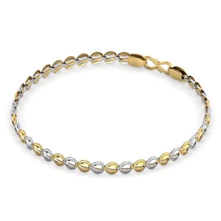 Latoya Disked Bracelet
