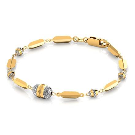 Tralla Textured Bracelet