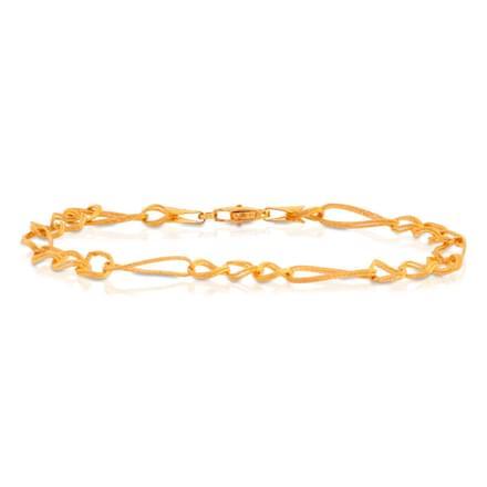 Looped Bracelet for Him