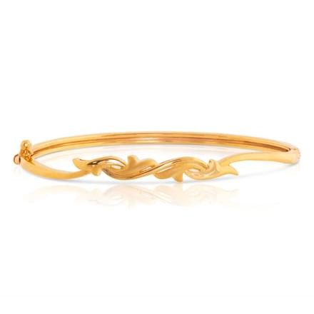 Golden Petal Bracelet