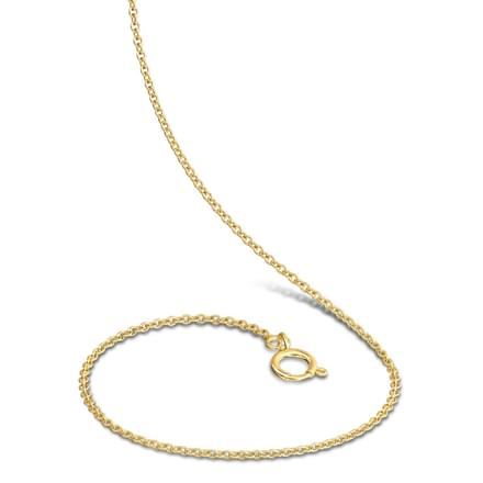 Elegant Cable Gold Chain