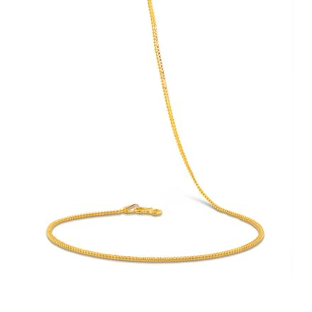 Donnie 20 Inch 22Kt Gold Chain