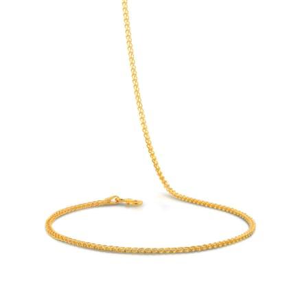 Erin 20 Inch 22Kt Gold Chain