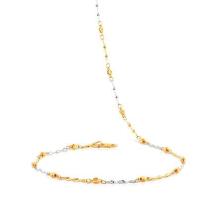 Cecil 18 Inch 22Kt Gold Chain