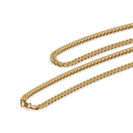 Vic 20 Inch 22Kt Gold Chain