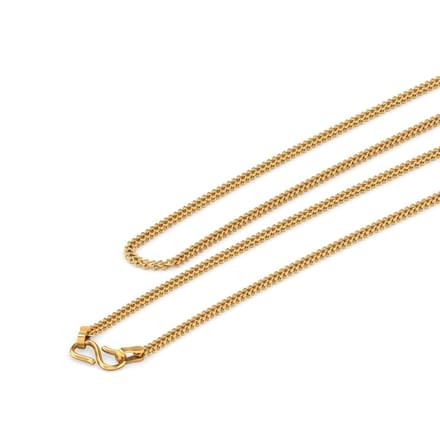Dale 22 Inch 22Kt Gold Chain