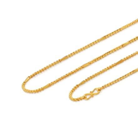 Ciri 18 Inch 22Kt Gold Chain