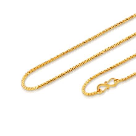 Casta 18 Inch 22Kt Gold Chain