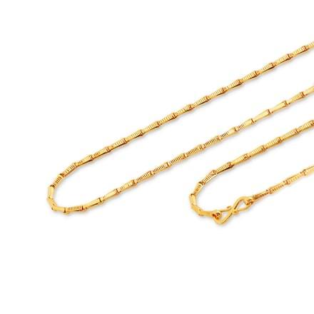 Dulce 20 Inch 22Kt Gold Chain