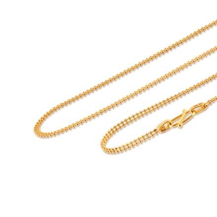Aadhya 24 Inch 22Kt Gold Chain