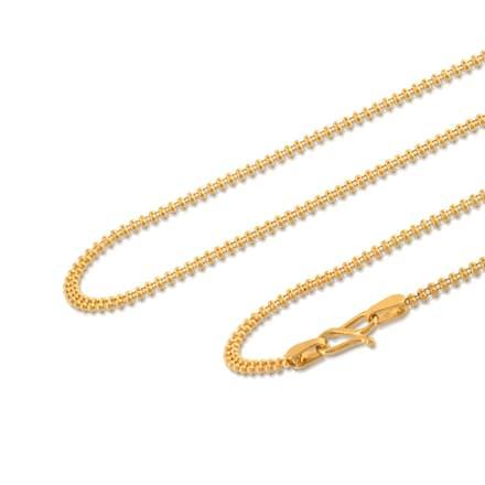 Amani 22 Inch 22Kt Gold Chain