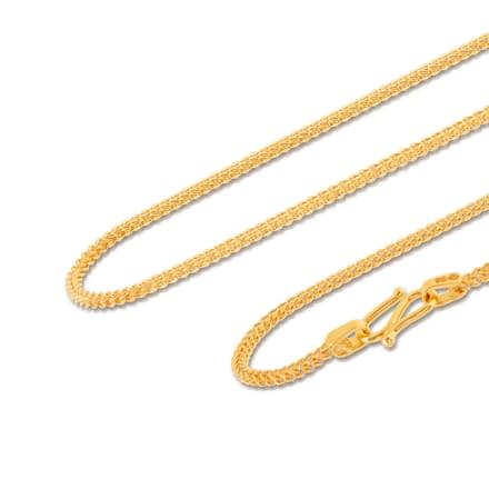 proddetail designer gram chain rs chains gold id at