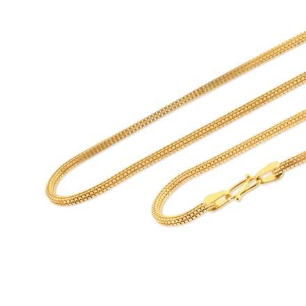 Sumon 18 Inch 22Kt Gold Chain